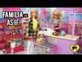 La Familia LOL Underwraps Compra en el Supermercado de Barbie - Videos de Familias LOL thumbnail