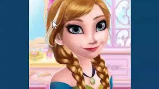 best games Frozen Sister Rose Style Fashion   girls games 21019 online