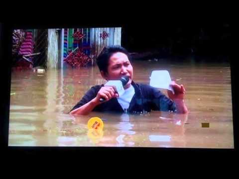 Myanmar Flood Disaster Victims