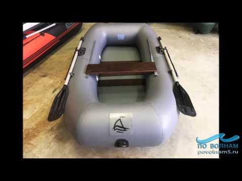 обзор лодок гребных видео