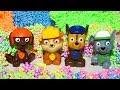 Щенячий патруль Игрушки Яйца сюрпризы Развивающие мультики для детей Учим цвета с Щенячий патруль