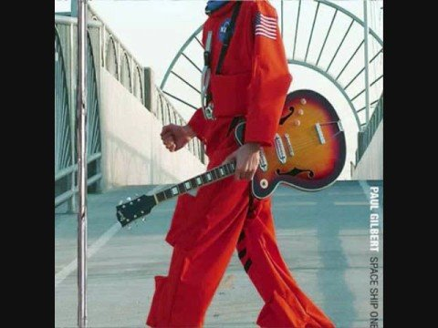 Paul Gilbert - Mr Spock