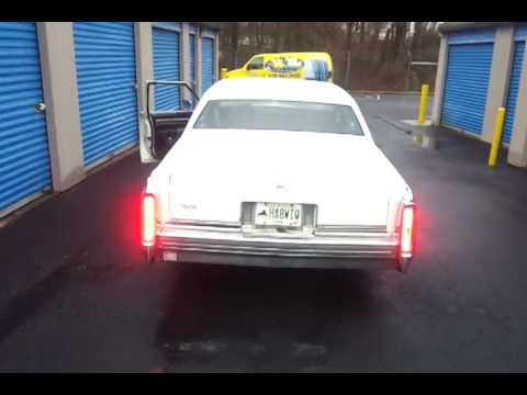 Image Result For Cadillac Fleetwood Brougham