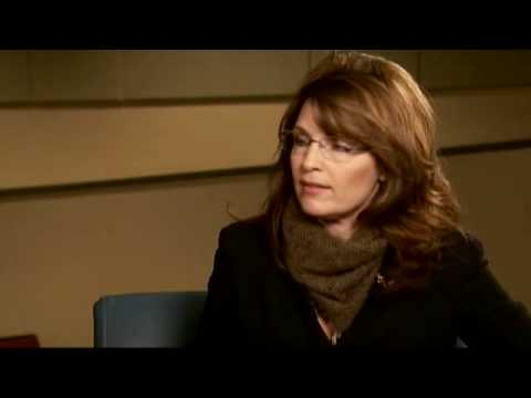 Sarah Palin on The Hour with George Stroumboulopoulos