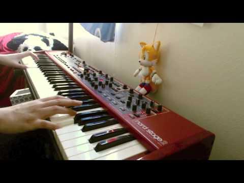 Durarara!! OP 1 - Uragiri no Yuuyake [狼月] Piano ピアノ
