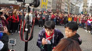 KPop Random Play Dance with Go Toe Kyung Cologne 2019