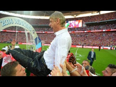 Wenger agrees to new contract