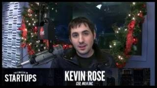 - Startups - Kevin Rose of Milk - TWiST #218