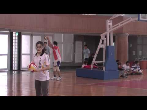 Li-fen Lin's Serve