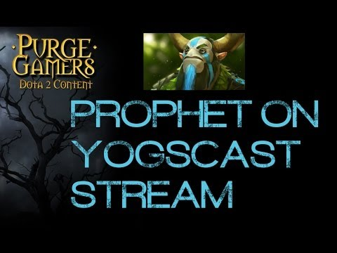 Dota 2 Purge on Yogscast Stream