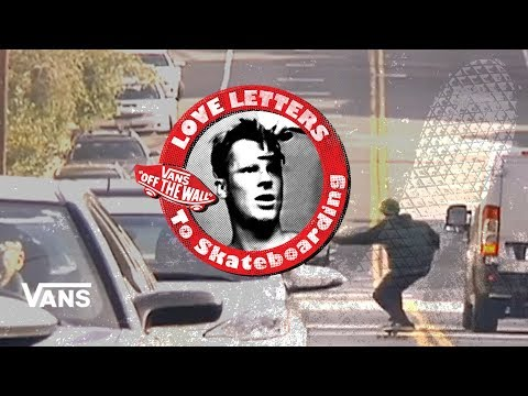 Loveletters Season 9: Downhill | Jeff Grosso's Loveletters to Skateboarding