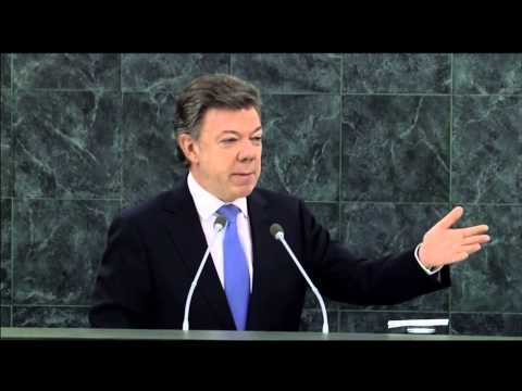 Colombia está comprometida a fondo con la protección del medio ambiente
