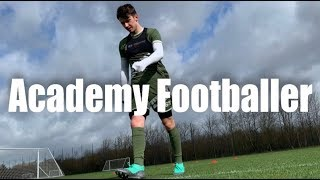 My First OUTSIDE Run in 7months - (Academy Footballer)