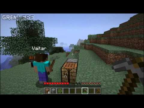 Minecraft: Война #1 - РОЖДЕНИЕ БУНКЕРА