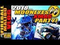 2018 MOONEYES XMAS PARTY ROCKS IRWINDALE - FIREBALL MALIBU VLOG 875