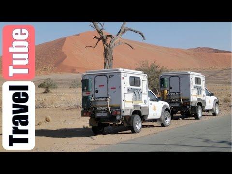 Waka Waka Part 1: From Windhoek - To Cape Cross video