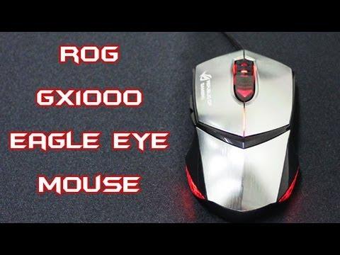 ROG GX1000 Eagle Eye Gaming Mouse Review