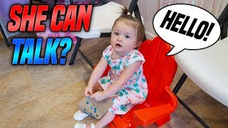 IF BABIES COULD TALK!! *OMG*