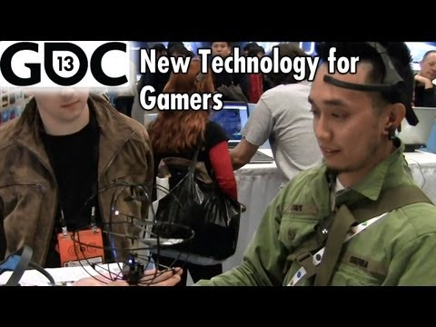GDC 2013 - New Technology for Gamers Compilation