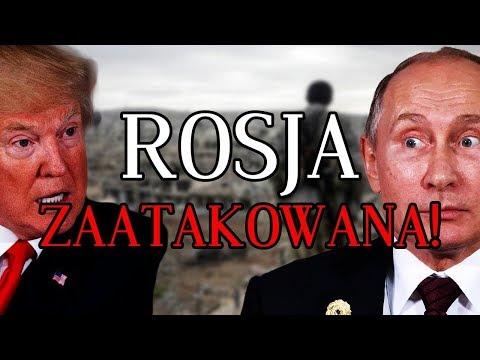 Rosja ZAATAKOWANA! Zbrojna Odpowiedź USA! Putin Vs Trump | WIADOMOŚCI
