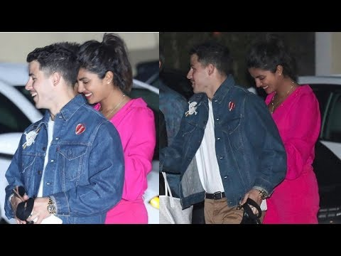 Priyanka Chopra and Nick Jonas looking so happy with each other thumbnail