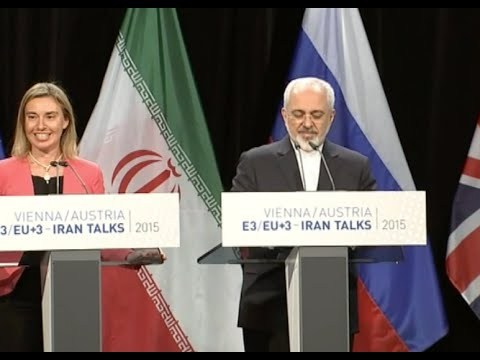 Historic Deal Reached over Iran Nuclear Issue