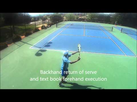 Hiram Vincent 14u USTA Premier Tennis Tournament Final 2014