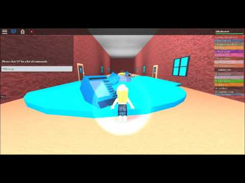 ROBLOX Escape From School Part 1 playing as 2Elizabrynna6