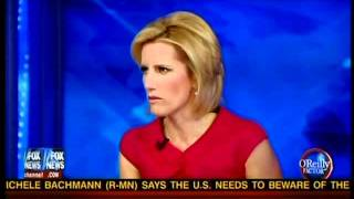 Tara Dowdell on FNC's The O'Reilly Factor 08-18-2011