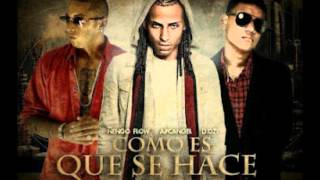 Video Como Es Que Se Hace ft. Arcangel D.OZi