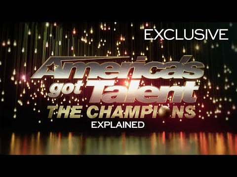 What Is America's Got Talent: The Champions? - America's Got Talent 2018