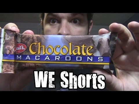 WE Shorts - Chocolate Macaroons
