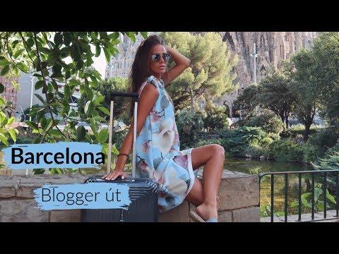 BARCELONA - Blogger út - NYEREMÉNYJÁTÉK