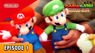 Mario & Luigi: Paper Jam – Kids at Play (Ep. 1)
