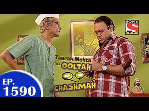 Taarak Mehta Ka Ooltah Chashmah - तारक मेहता - Episode 1590 - 21st January 2015 video