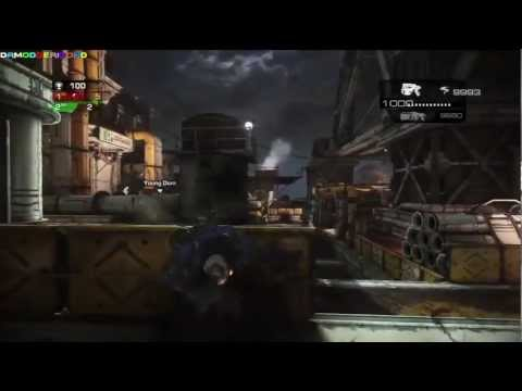 Gears of War Judgement Epic Reaper Gameplay!