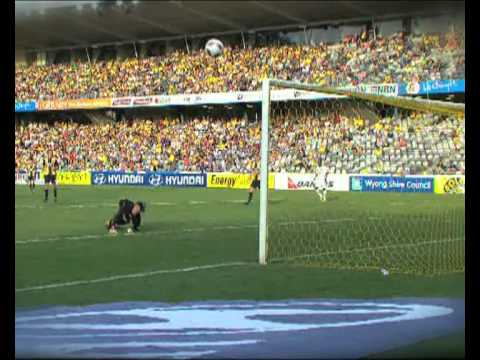 Mat Ryan 2010/11 Highlights