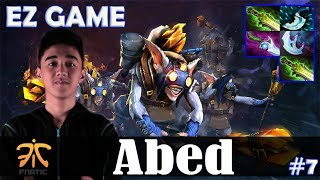 Abed - Meepo MID | EZ GAME | Dota 2 Pro MMR Gameplay #7