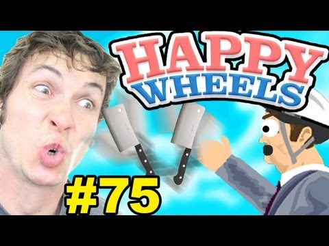 Happy Wheels - EPIC AXE THROW