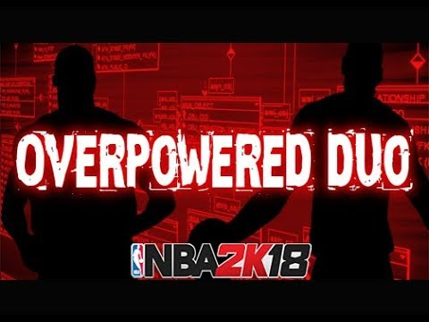 OVERPOWERED PLAYER BUILDS FOR PARK| I GOT EXPOSED!| NBA 2K18 PLAYGROUND
