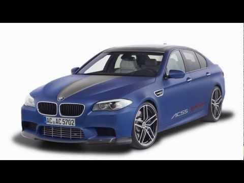 BMW M5 ACS5 Sport 2012