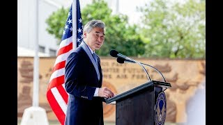 U.S. Government Returns Balangiga Bells to the Philippines