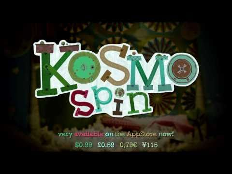 Thumb Kosmo Spin, divertido juego para iPhone, iPod Touch y iPad