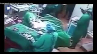 Doctor fight during Surgery in Operation Theater