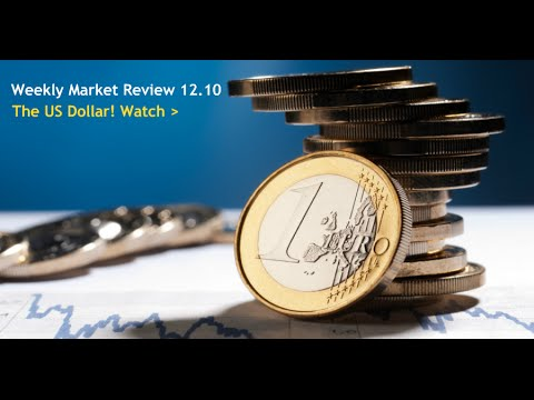 TG Weekly Market Review October 12th The US Dollar