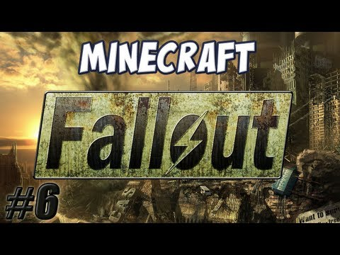 Minecraft Fallout Part 6 - Metro Station