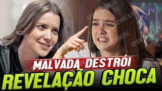 A Dona do Pedaço - Fabiana usa Cassia de Forma CRUEL e CHOCA com REVELAÇÃO, para se VINGAR de Agno