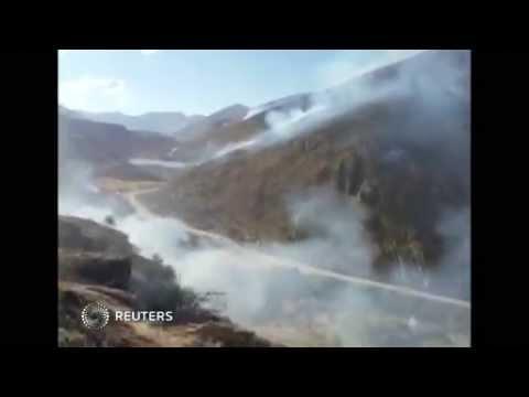 Three killed in protest at massive copper mine in Peru