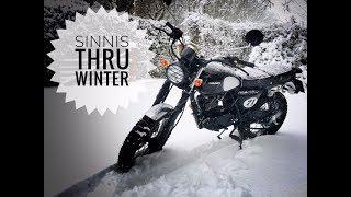 Sinnis Scrambler Long Term Review - How has it fared through winter?