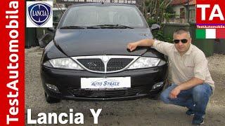 LANCIA Y 1.2 iz 2003-e TEST